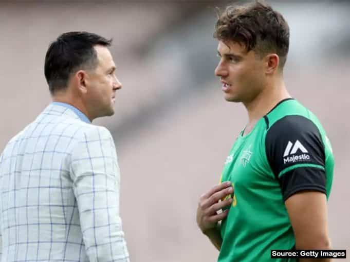 Vivo IPL 2021: Ricky Ponting opens up on his relationship with DC all-rounder Marcus Stoinis