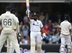 ENGvsIND: Rohit Sharma slams his first overseas hundred in 4th Test with a big six