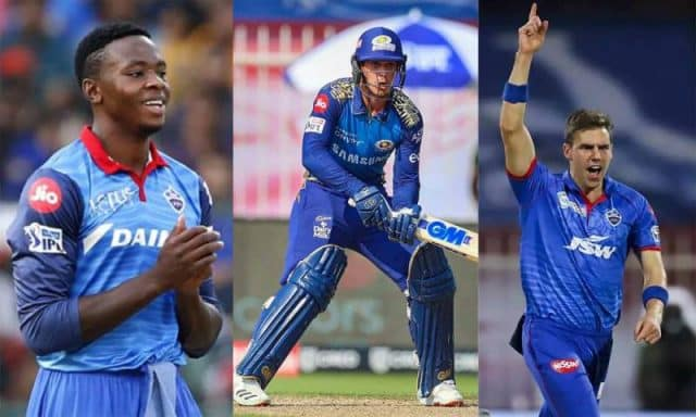 Vivo IPL 2021: IPL bound South African cricketers reach UAE for the Vivo IPL 2021